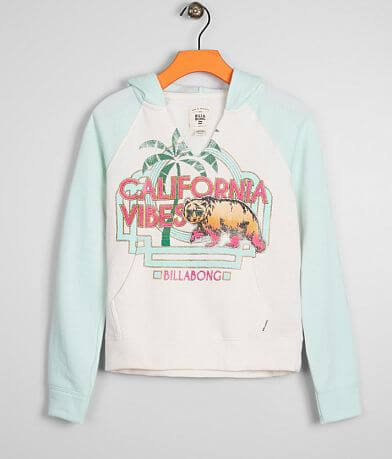 Girls - Billabong Days Off Hooded Sweatshirt