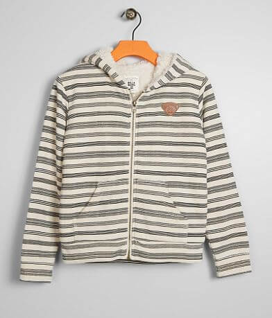 Girls - Billabong Snow Day Hooded Sweatshirt