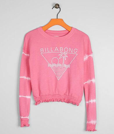 Girls - Billabong Makin' Waves Sweatshirt