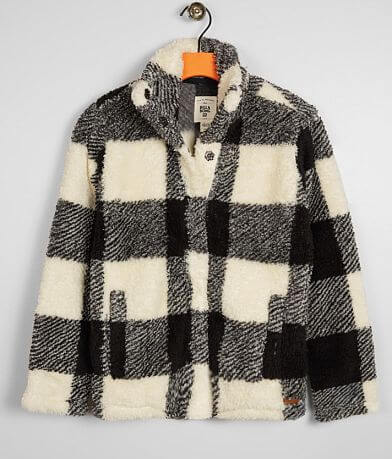 Girls - Billabong Arctic Oasis Sherpa Jacket