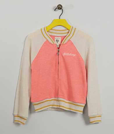 Girls - Billabong Tiger Eye Bomber Sweatshirt
