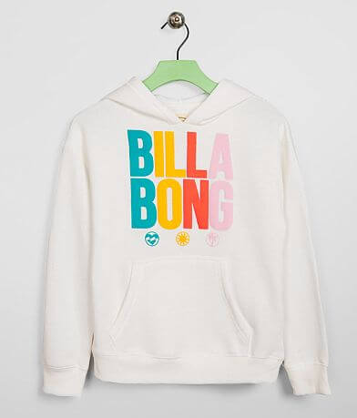 Girls - Billabong Since 73 Hooded Sweatshirt