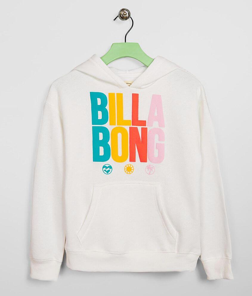 Girls - Billabong Since 73 Hooded Sweatshirt front view