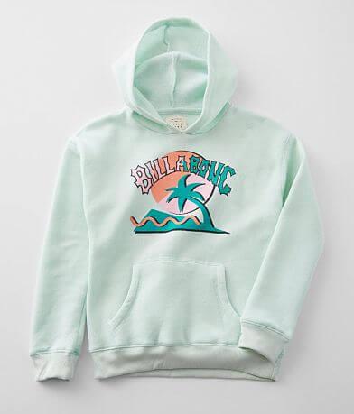 Girls - Billabong Later Days Hooded Sweatshirt
