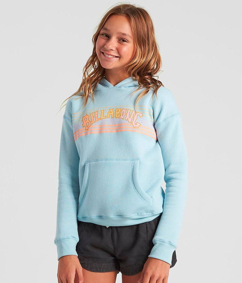 Girls - Billabong Heritage Stripe Sweatshirt front view