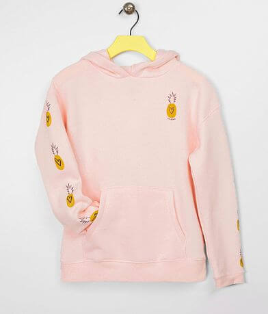 Girls - Billabong Love Fruit Hooded Sweatshirt