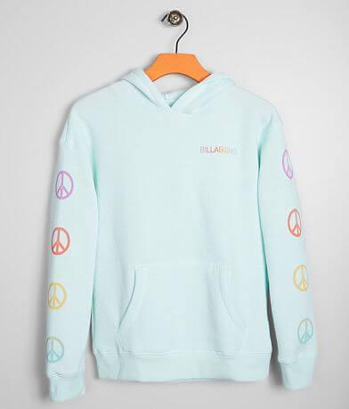 Girls - Billabong Peace Love & Waves Sweatshirt