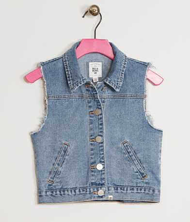 Girls - Billabong Denim Vest