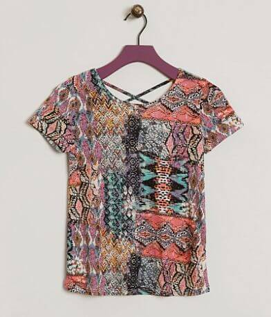 Girls - Billabong Printed Top