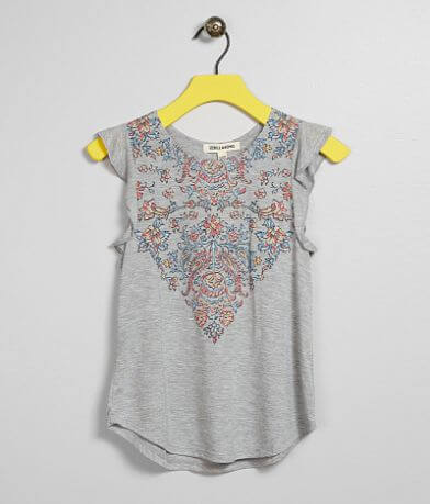 Girls - Billabong Ruffle Top