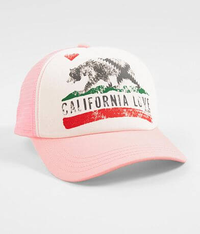 Girls - Billabong Pitstop Baseball Hat