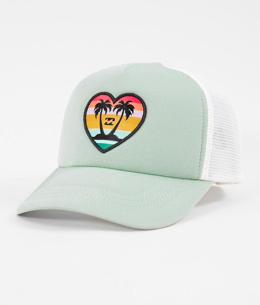 f7257df266c Girls - Billabong Ohana Baseball Hat - Girl's Hats in Bay Breeze ...