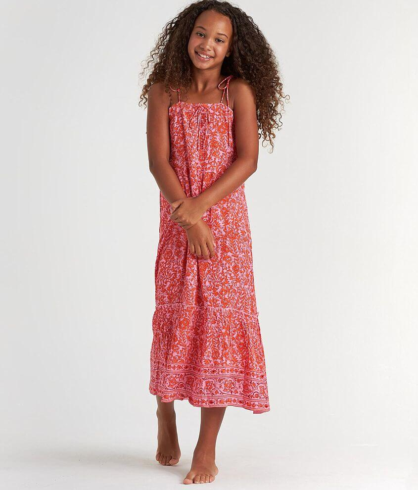 Girls - Billabong For The Max Dress front view