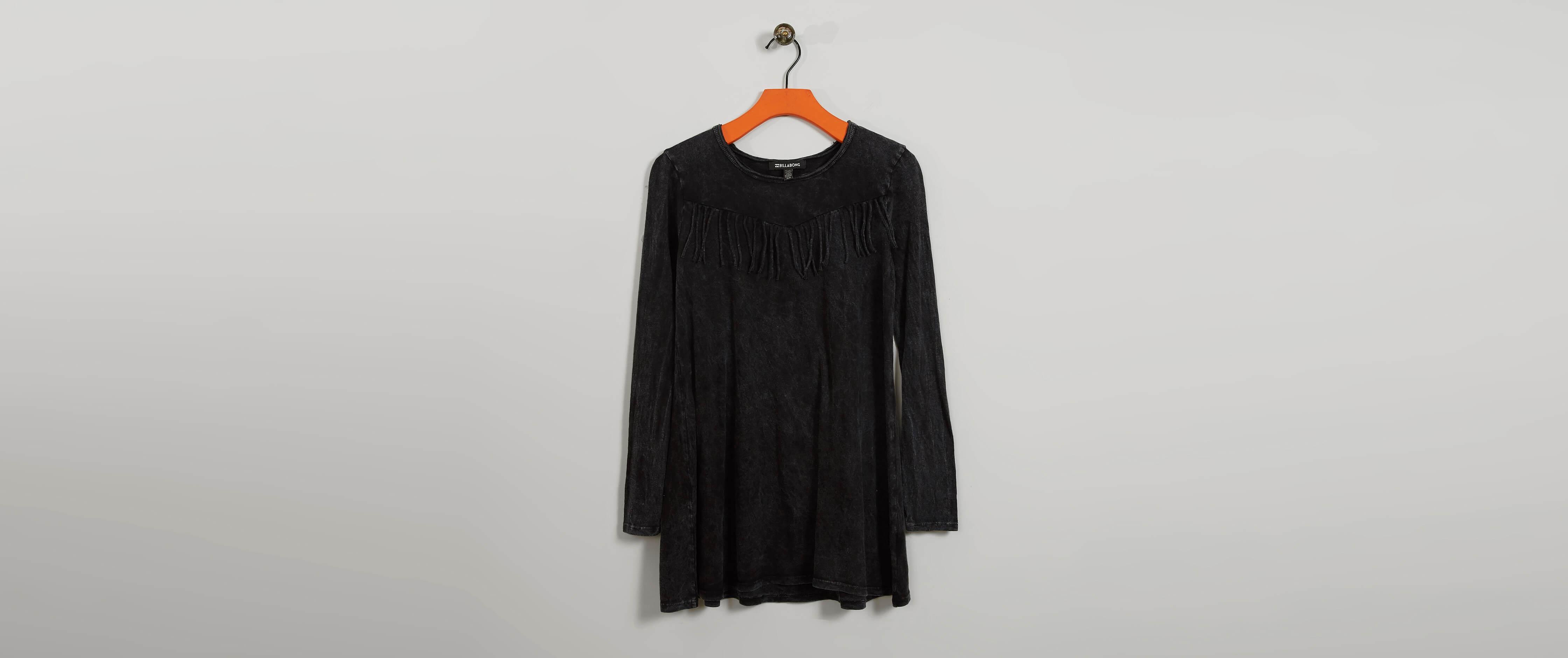 Girls - Billabong Wait Around Dress for cheap