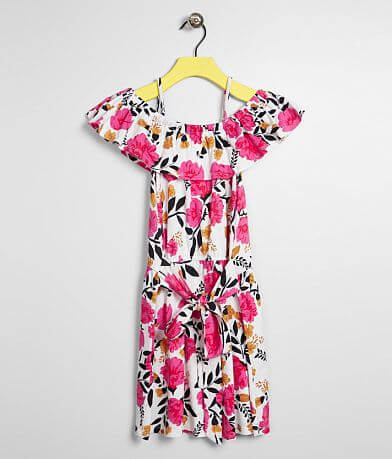 Girls - Billabong Sun Dancer Cold Shoulder Dress