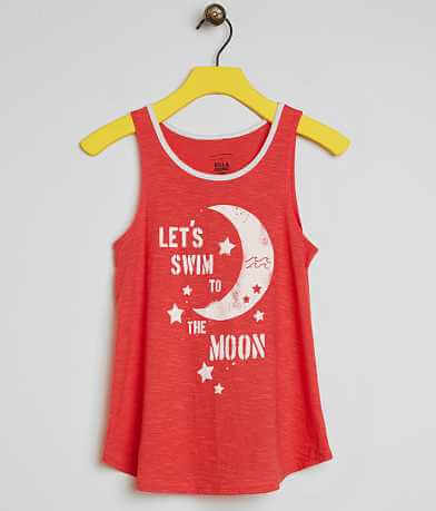 Girls - Billabong Swim To The Moon Tank Top