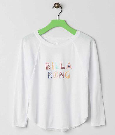 Girls - Billabong Sunshine Livin' T-Shirt