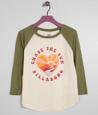 Girls - Billabong Chase The Sunset T-Shirt