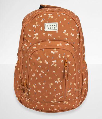 Girls - Billabong Roadie Floral Backpack