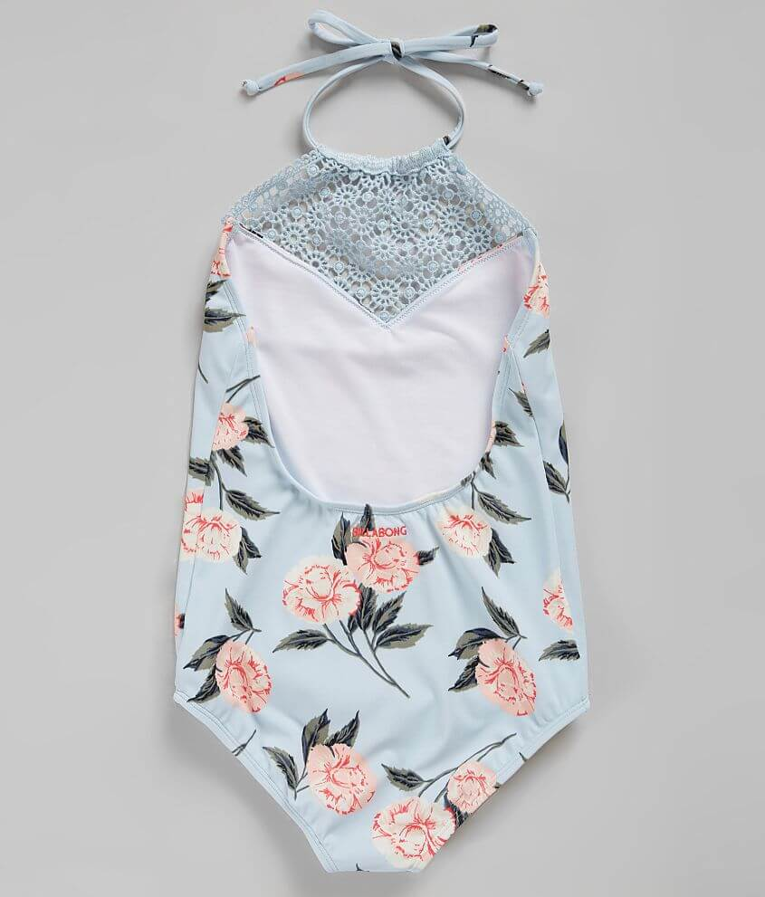 86c110a14b Girls - Billabong Petal Daze Swimsuit - Girl's Swimwear in Powder ...