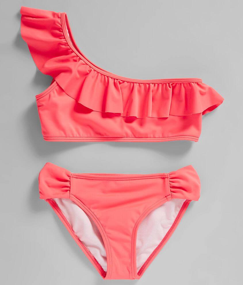 Girls - Billabong Sol Searcher Swimsuit front view