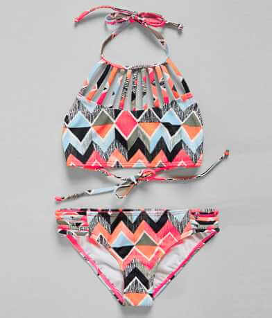 Girls - Billabong Zigginz Swimsuit
