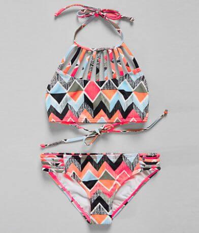 Girls - Billabong Zigginz Swimsuit