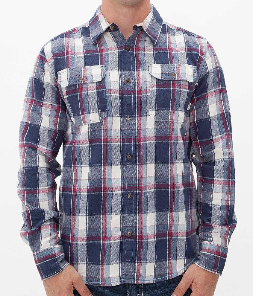 Burton Brighton Flannel Shirt front view