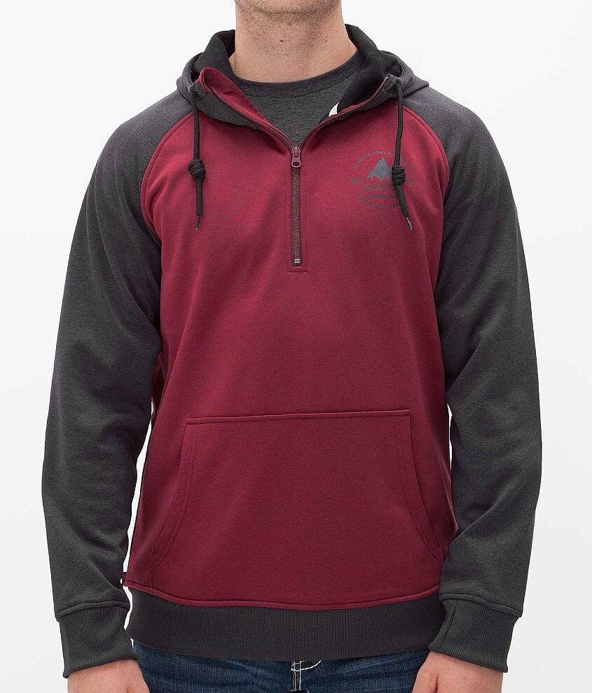 Burton Bonded Sweatshirt front view