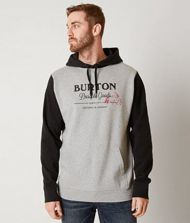 Burton Durable Good Hooded Sweatshirt