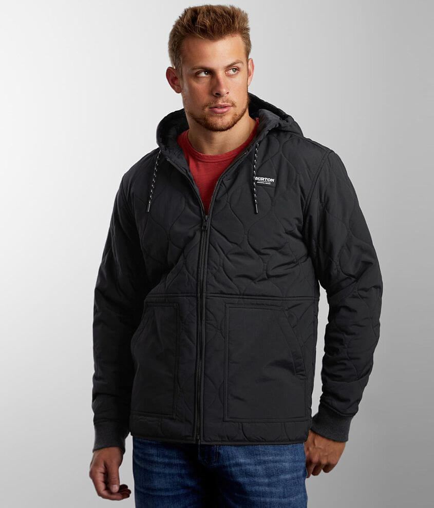 Burton Mallet Hooded Jacket front view