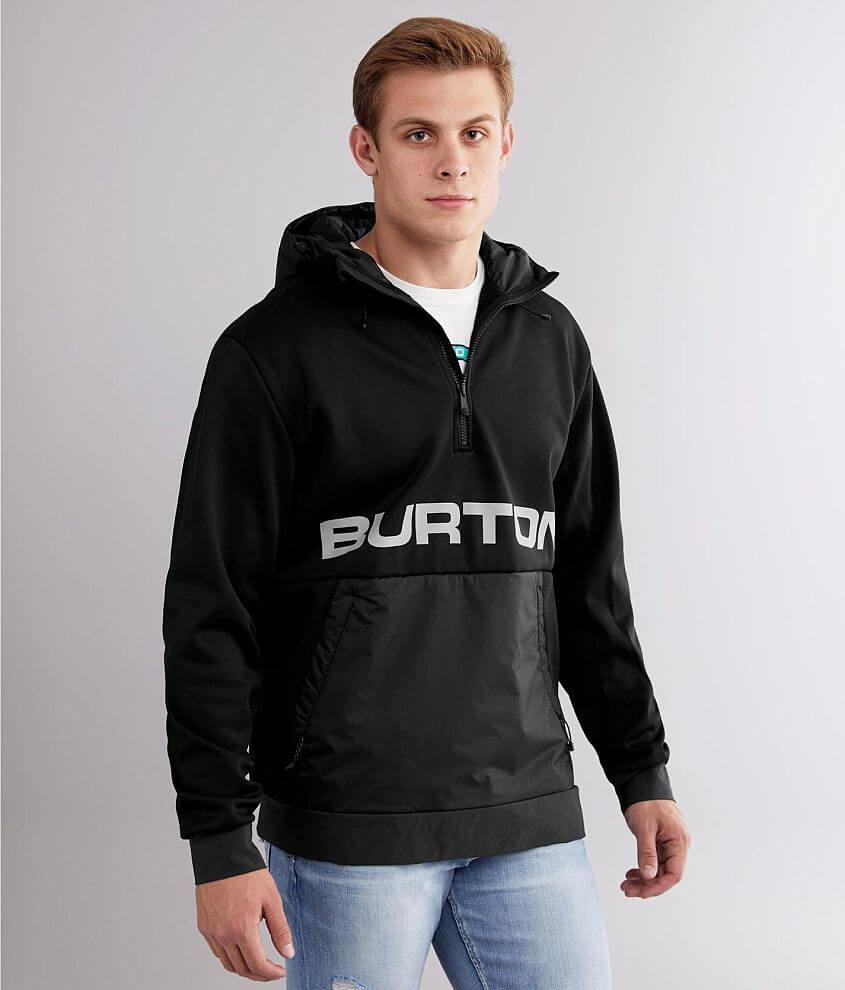 Burton Crown Performance Hooded Sweatshirt front view
