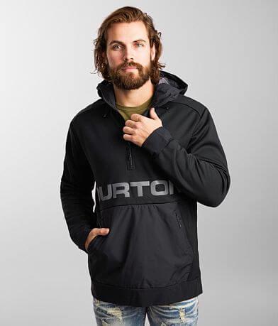 Burton Crown Bonded Performance Hooded Sweatshirt