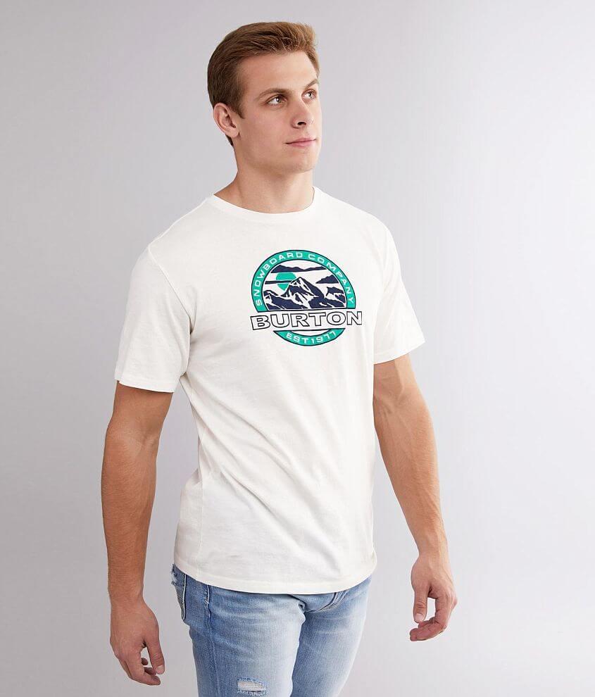 Burton Keyway Organic T-Shirt front view