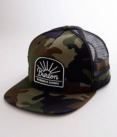 Burton Bayonette Trucker Hat