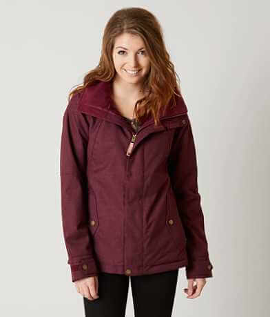 Burton Jet Set Hooded Coat