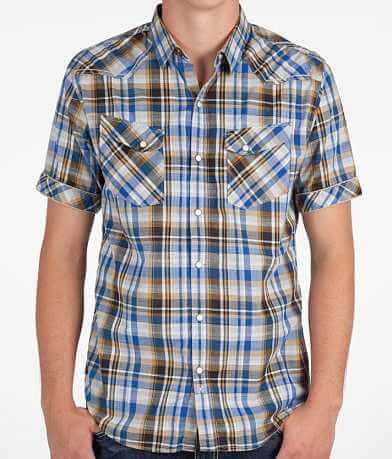 BTNS Plaid Shirt