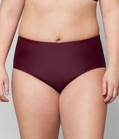 Raisins Curve St. Vincent Swim Bottom - Plus Size