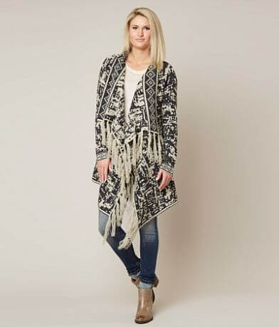 Love by Design Patterned Cardigan