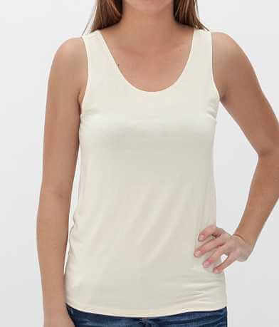 red by BKE Solid Tank Top