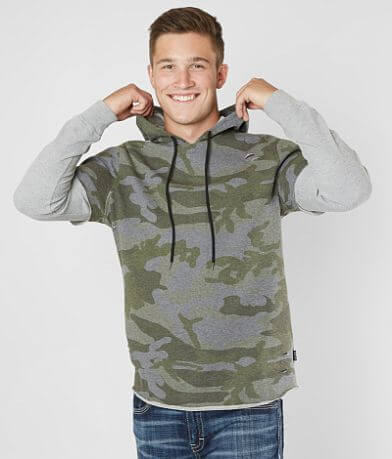 Nova Industries Camo Hooded Sweatshirt