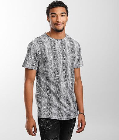 Nova Industries Snake Print T-Shirt