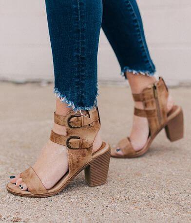 Vintage 93 Beki Heeled Sandal