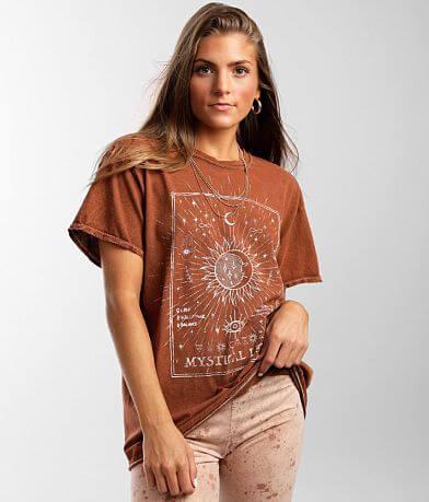 Modish Rebel Mystical Life T-Shirt