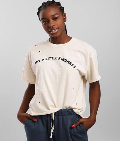 Modish Rebel Try A Little Kindness T-Shirt