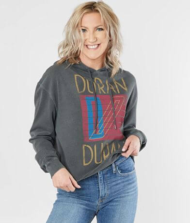 The Vinyl Icons Duran Duran Hooded Band Sweatshirt
