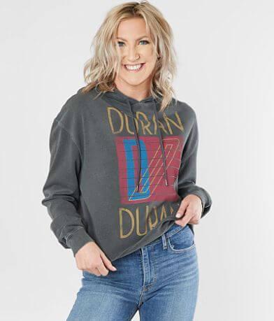 The Vinyl Icons Duran Duran Hooded Band Sweatshirt