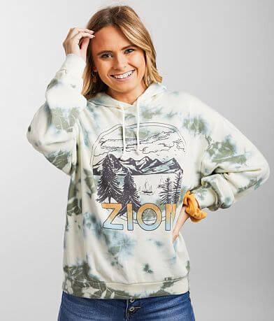 Modish Rebel Zion Hooded Sweatshirt