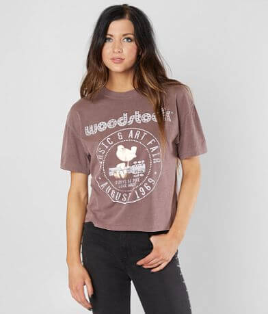 Modish Rebel Woodstock T-Shirt