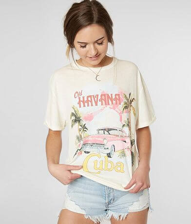 Modish Rebel Old Havana Cuba T-Shirt